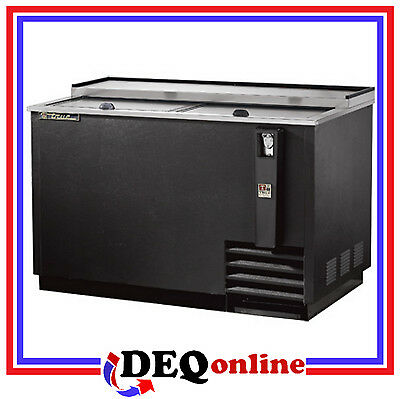 True TD-50-18 Commercial 50'' Deep Well Beer Bottle Cooler