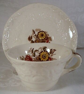 Masons Friarswood Cup(s) and Saucer(s)