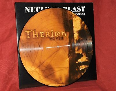 THERION - Vovin (LP Picture Disc)