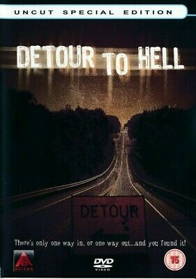 DETOUR TO HELL - Uncut Special Edition - HORROR DVD NEW