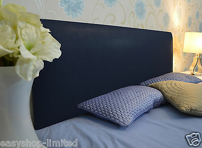 3FT Top Quality Headboard Beds Plain Cheapest on Ebay Divan Bed Home in BLACK