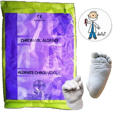1 x 450g Alginate-For Dental Impressions & casting kits