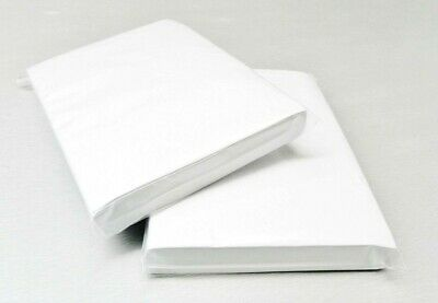 """TISSUE PAPAER Lint Free 5""""x7"""" SHEETS for SILVER GOLD JEWELRY WRAPPING PAPER"""