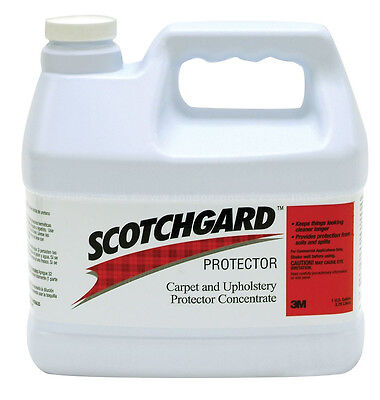 3M Scotchgard Carpet and Upholstery Protector  *1 CASE/4 GAL*