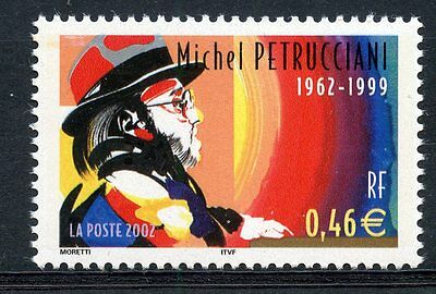 Stamp / Timbre France Neuf N° 3505 ** Michel Petrucciani