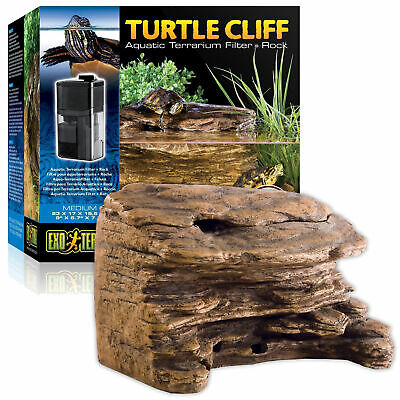 Exo-Terra Turtle Cliff Aquatic Terrarium Filter Medium