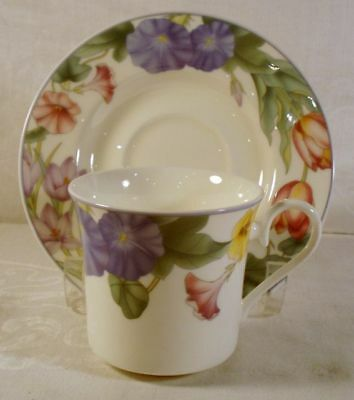 Mikasa Spring Legacy CAR19 Cup and Saucer
