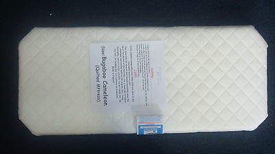 NEW SAFETY MATTRESS FOR BUGABOO CHAMELEON CARRYCOT Fully Breathable