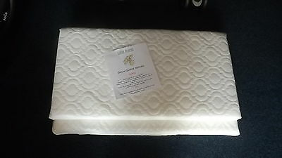 SWINGING CRIB / GLIDER SAFETY MATTRESS 89 x 38 x 4 CM