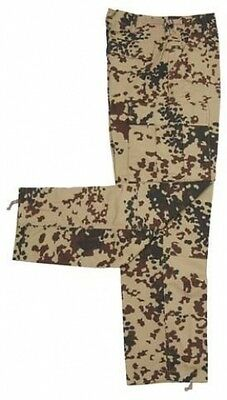 389bf9b0043019 New Mens Army Style RIPSTOP Combat Cargo pants Trousers TROPICAL CAMO -