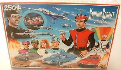 CAPTAIN SCARLET : 250 Piece Jigsaw Puzzle