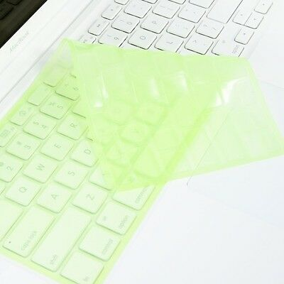 TP GREEN Silicone Keyboard Cover Skin for NEW Macbook
