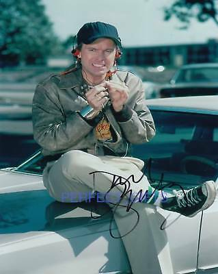 DWIGHT SCHULTZ SIGNED PP PHOTO a team mad dog murdock