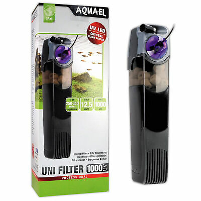 Aquael UniFilter 1000 UV Internal Filter - for Aquariums 250-350L