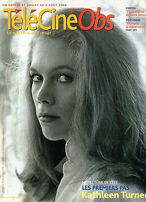 *French mag 2004: KATHLEEN TURNER