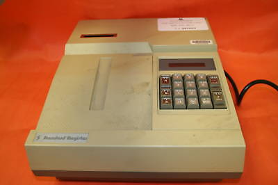 Standard Register Co TE1807 Lister Encoder
