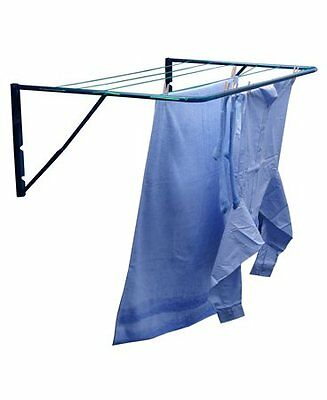Minky Fence & Wall Mounted Outdoor Clothes Airer Washing Line