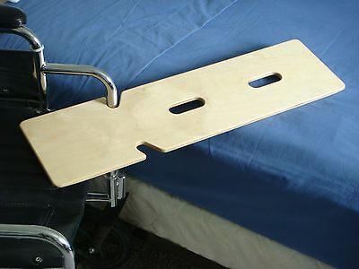 Mobility SAFETYSURE Plastric Wheelchair Transfer Board