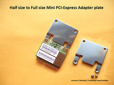 Half size to Full size Mini PCI-E PCI Express Adapter