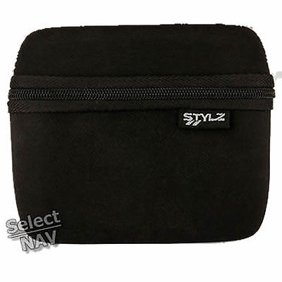 ZIP CARRY CASE FOR TOMTOM ONE V2/V3 NEW SECOND THIRD 2nd 3rd EDITION BNIP SATNAV