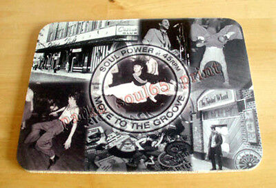 Northern Soul Mousemat, Wigan Casino The Torch Twisted Wheel R&B Mousemat