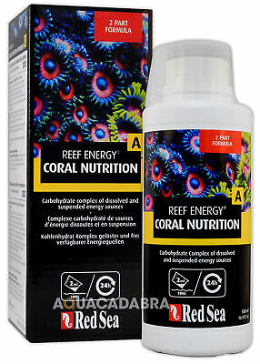Red Sea Reef Energy A Concentrated 500Ml Marine Treatment Coral Aquarium Tank