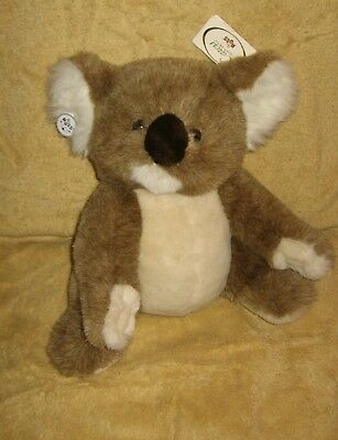 "New Big 12"" RUSS Aussie the Koala Bear Plush w/ Tag"
