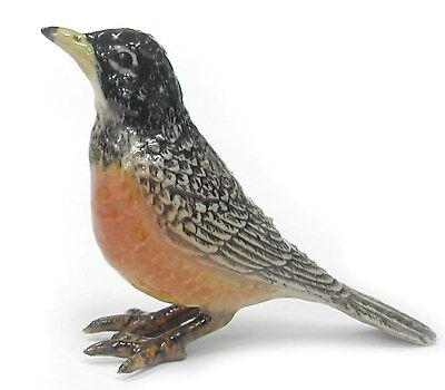 R193  Northern Rose Minature American Robin