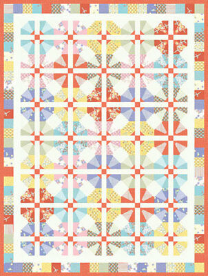 City Weekend Quilt Kit by Oliver+S for Moda Fabrics