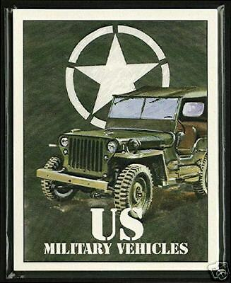 US MILITARY VEHICLES   Willys Jeep GMC Dodge - American