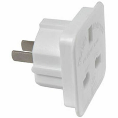 5x USA/Canada/Australia Travel Adaptor Plug to UK 3 pin