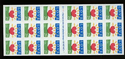 USA 1994 SG#SB184 Greeting Stamps Booklet