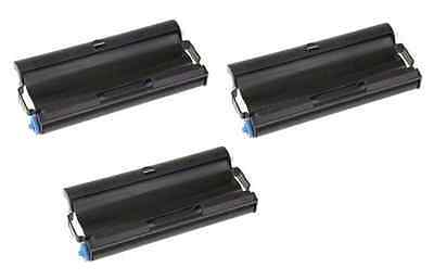 3PK New Fax Ribbon Cartridge For Brother PC501 PC-501 Brother FAX-575 FAX575
