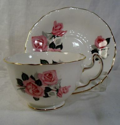 Adderley H1025 Cup and Saucer