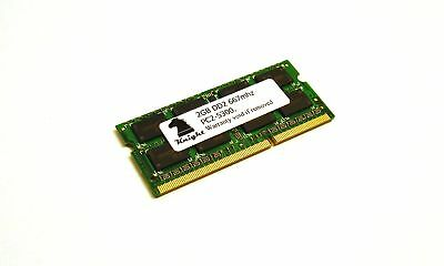 2Gb Ddr2 667 Mhz Pc2 5300 Low Density Sodimm - Lot 10