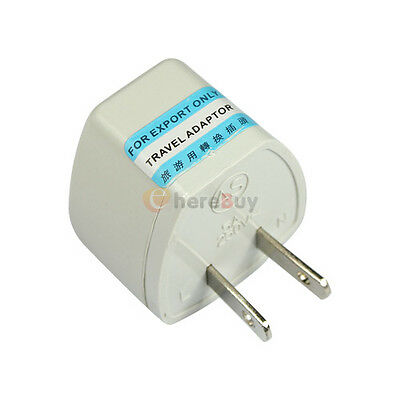 US Universal Travel Adapter -Converts All Plugs To US