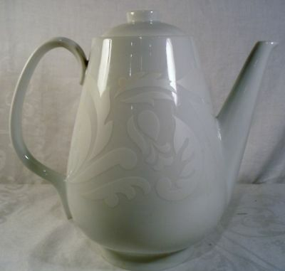 Easterling Double Damask Coffee Pot and lid