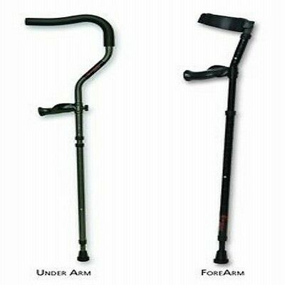 Standes Millennial Walking Crutches Underarm Junior NEW