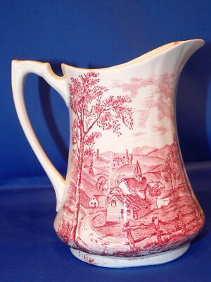 VINTAGE REVERIE ALFRED MEAKIN PITCHER NICE CONDITION