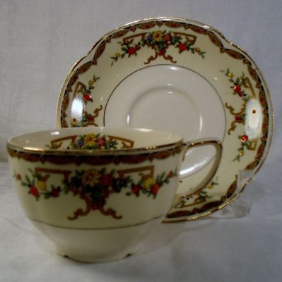 Johnson Brothers Riviera Cup and Saucer