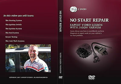 Auto Repair / No Start Repair Video / Course With