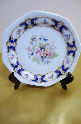 Beautiful Limoges Depos Made in Italy Floral Plate