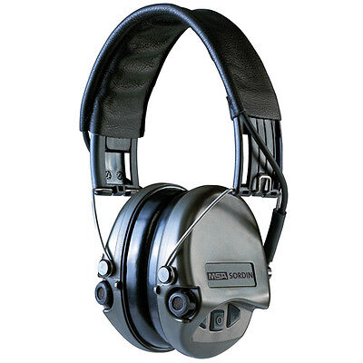 MSA Sordin Supreme Pro X.Hunting/Shooting Headset. 75302- x/l