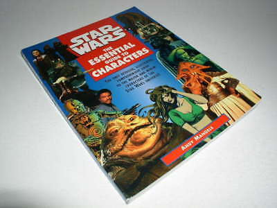 Star Wars The Essential Guide to Characters, PB, 1995!