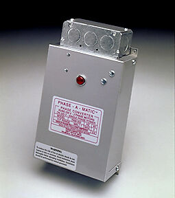 PHASE-A-MATIC - STATIC PHASE CONVERTER - MODEL PAM-200