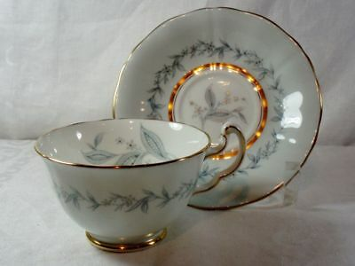 Northumbria Morning Mist Scalloped Cup and Saucer