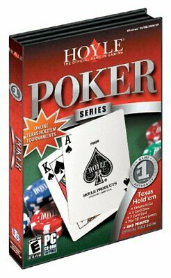 Hoyle Poker Series - 14 Poker Games - Pc (New)