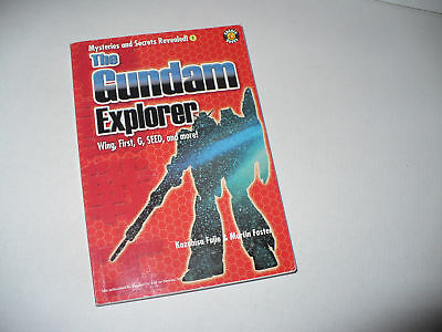 Manga The Gundam Explorer Wing First G Seed And More