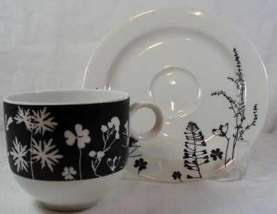 Bavaria Candle Light Cup and Saucer