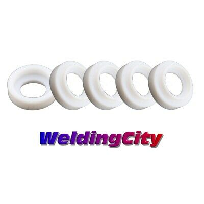 5-pk Cup Gasket 598882 (Regular/Gas Lens) TIG Welding Torch 9/20/25 (U.S.Seller)